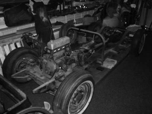 Roling chassis